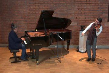 "Jermaine Landsberger und Sandro Roy performten beim ""Best of Swing"""
